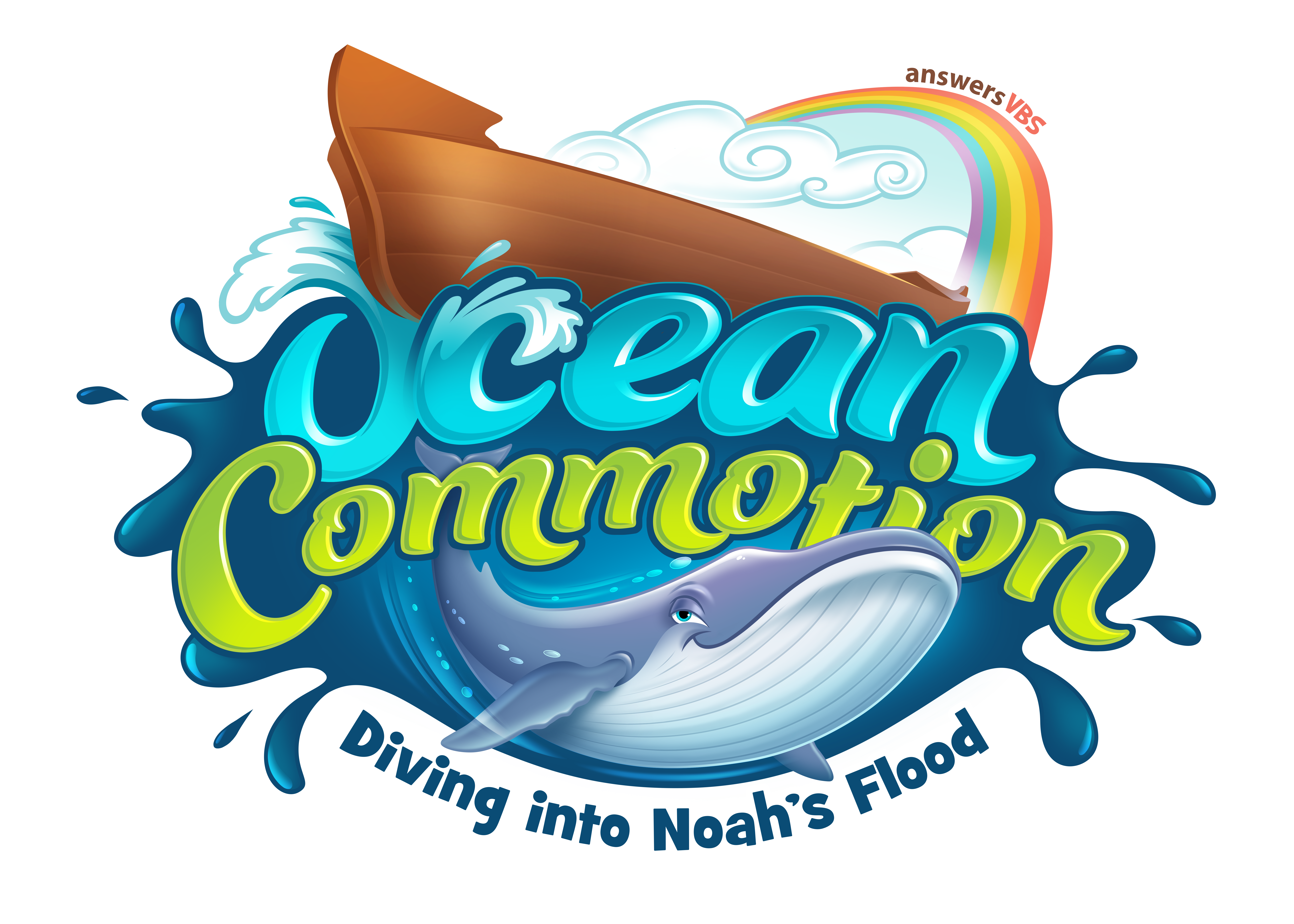 Ocean Commotion Logo1