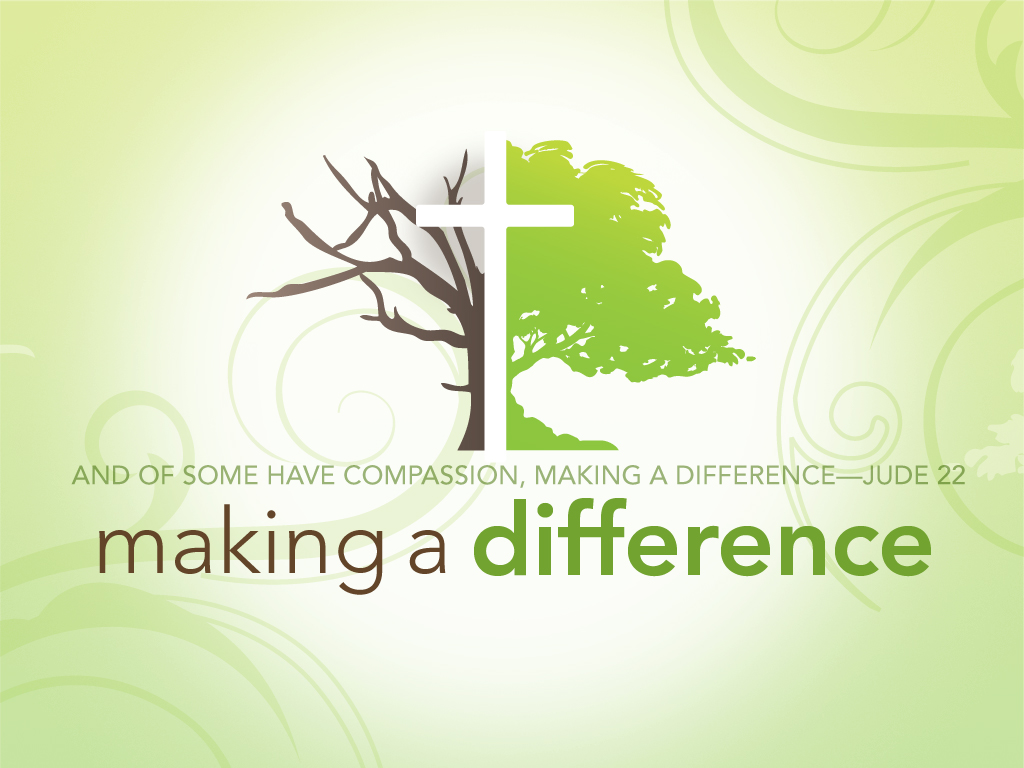 Making Difference Slide