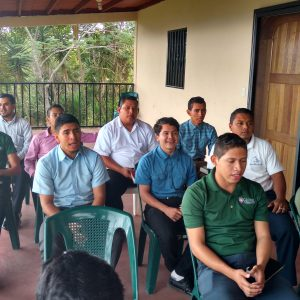 Calvary Bible Church In Nicaragua