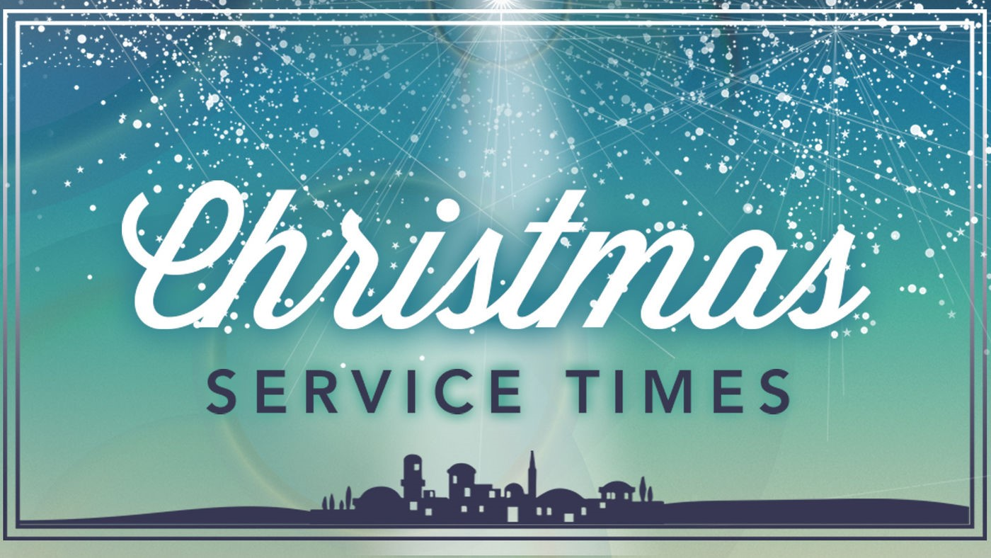 Christmas-Service-times
